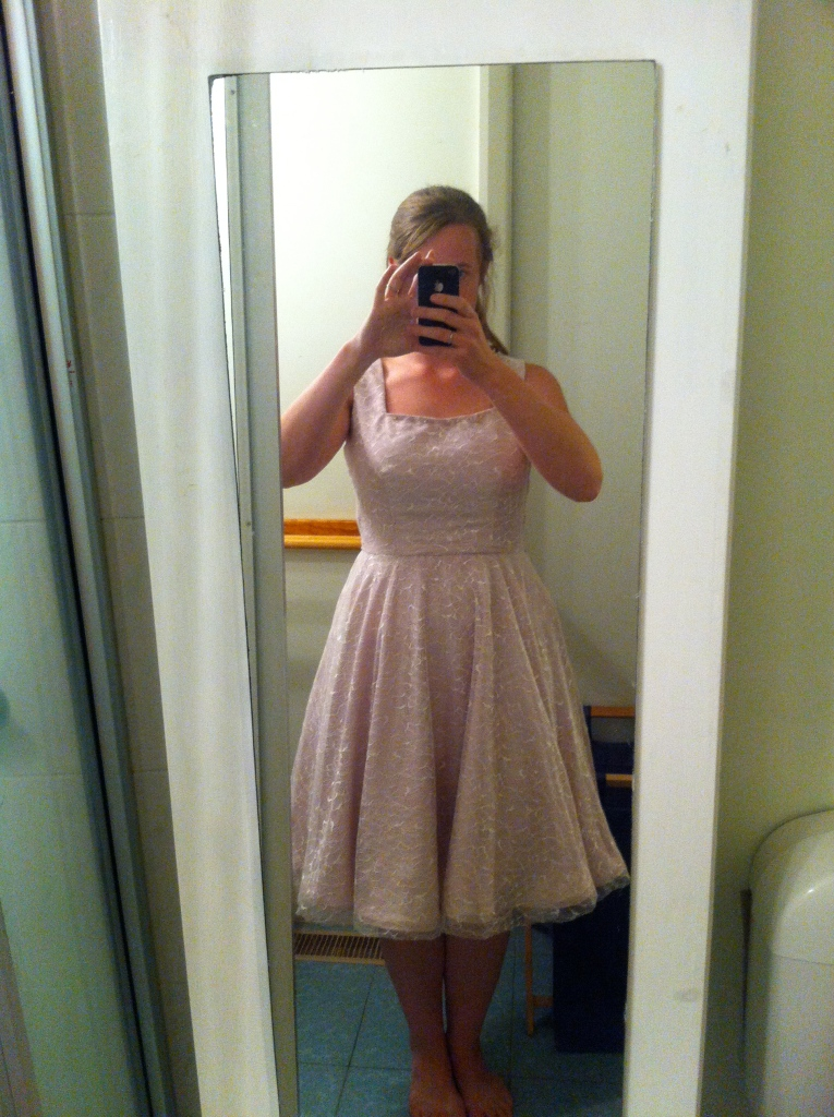Final eliza M dress