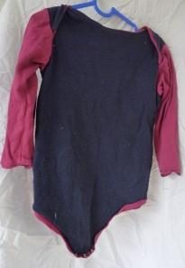 Jalie 3133 organic cotton baby onesie