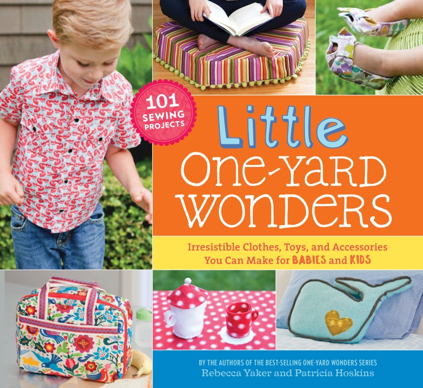 Little One Yard Wonders book cover