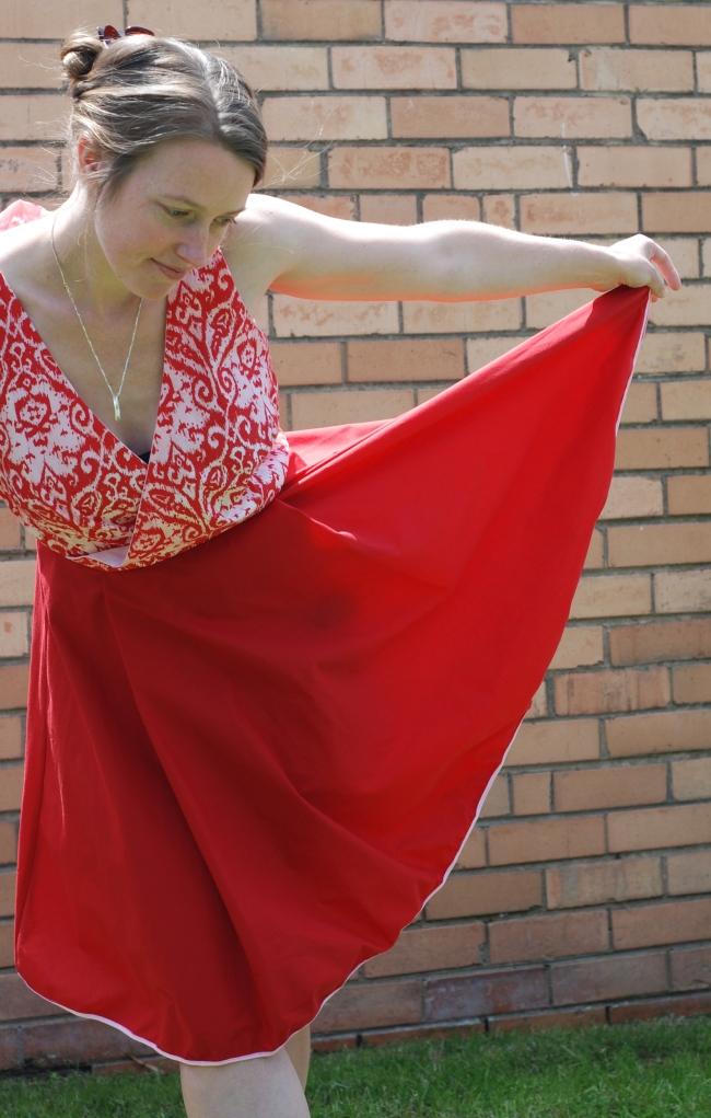 Flora dress skirt by hand london